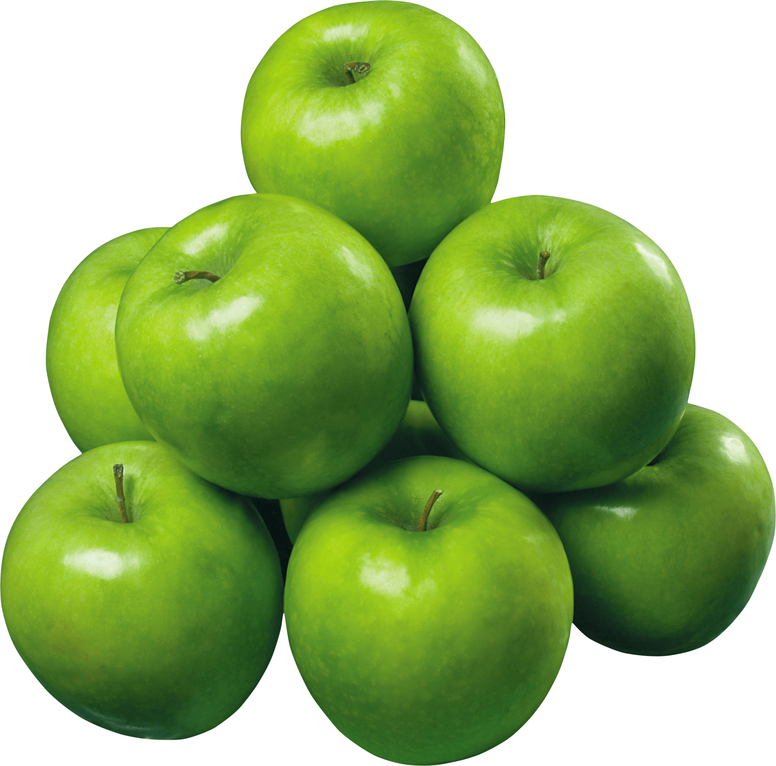Apples png. Green image