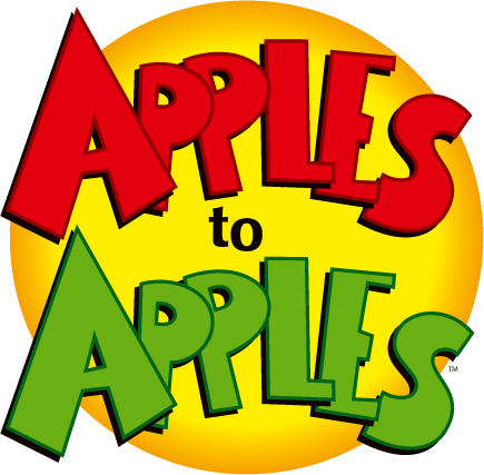 Apples to apples logo png. Image our boardgame collection
