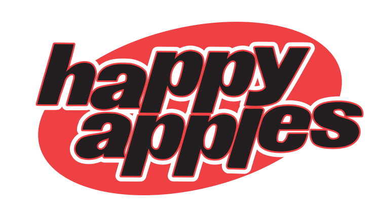 Apples to apples logo png. Home happy caramel