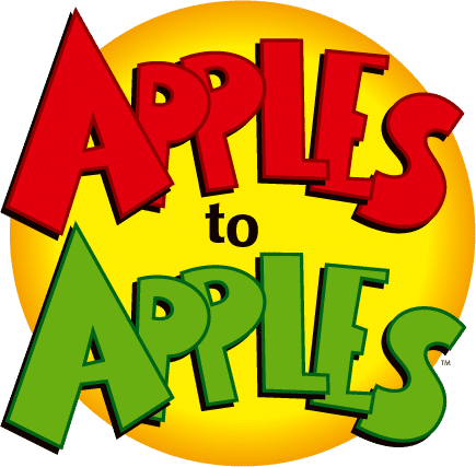 Goes digital social mobile. Apples to apples logo png clip art free stock