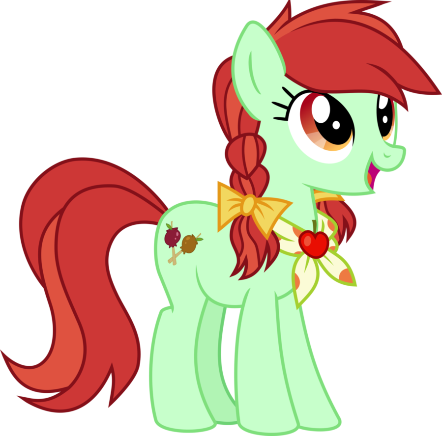Apples vector candy. Apple by lunarina on