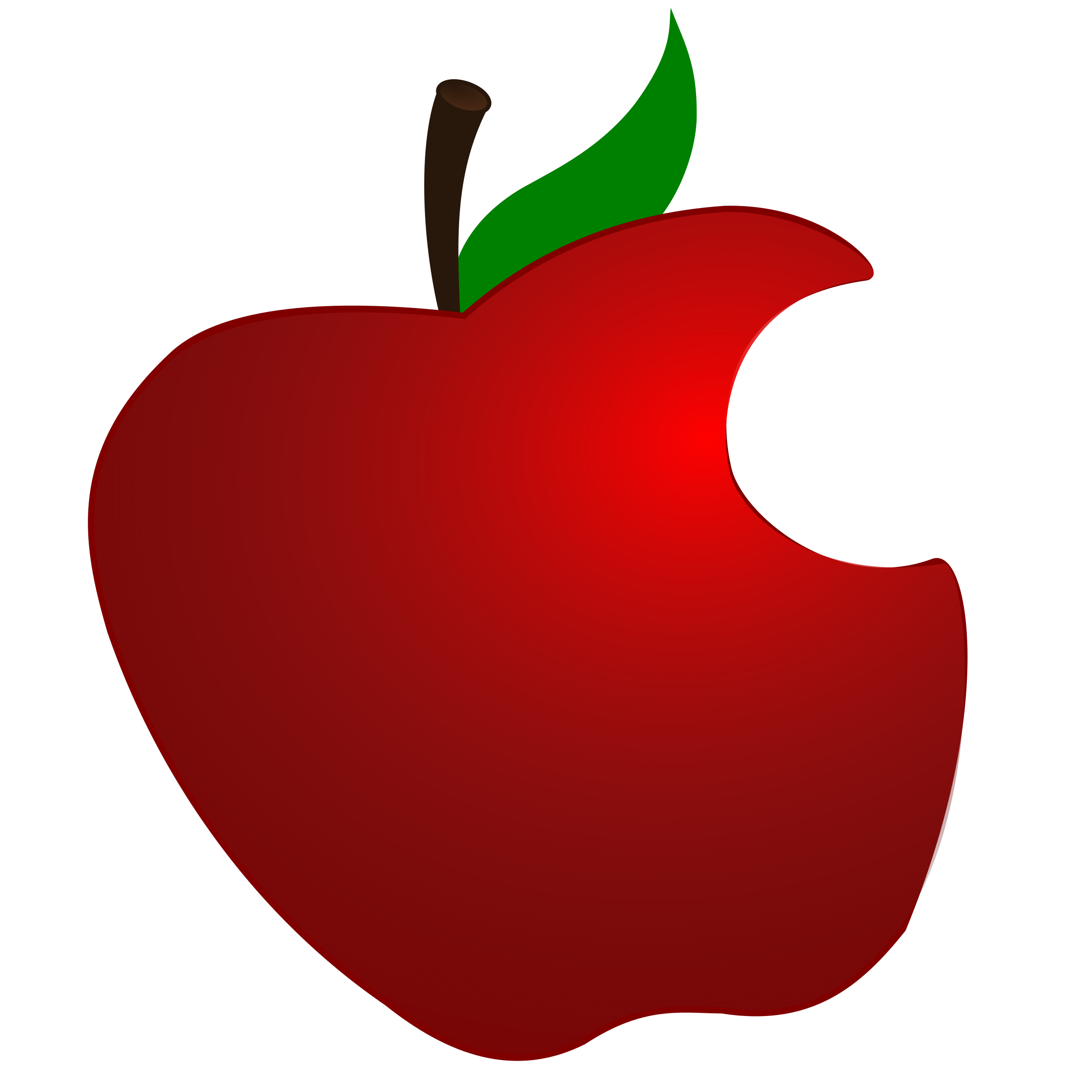 Apples vector simple. Clipart of huge