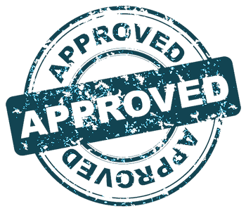 Approved stamp png. Of approval image