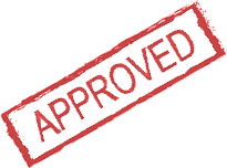 Approved stamp png. Images free download
