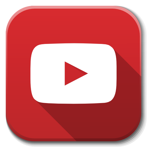 Apps icons png. Youtube icon file free