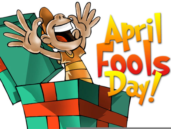 April clipart animated. Fools free images at