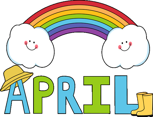 April clipart animated. Free iosmusic org panda