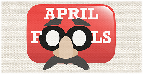 Youtube fool s day. April Fools 2010 Logo clipart download