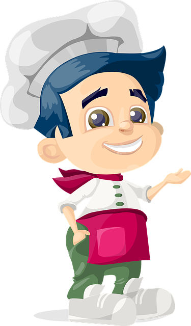 Apron clipart kitchen uniform. Free image on pixabay