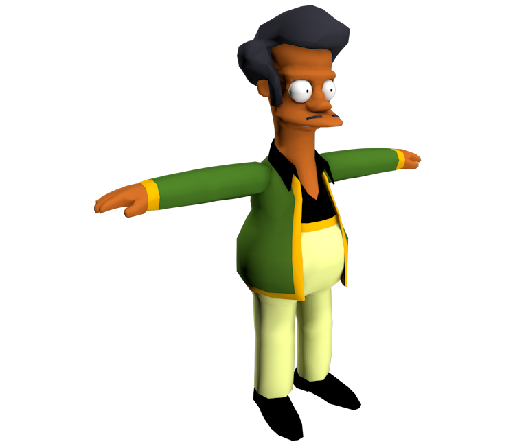 Gamecube the road rage. Apu simpsons png svg royalty free library