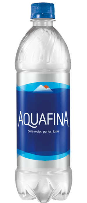 Aquafina water bottle png. Purified drinking reviews