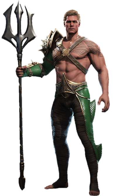 Aquaman injustice png. Transparent by gasa on