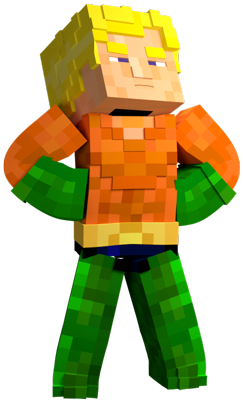 Aquaman minecraft png. About dcraft origpng