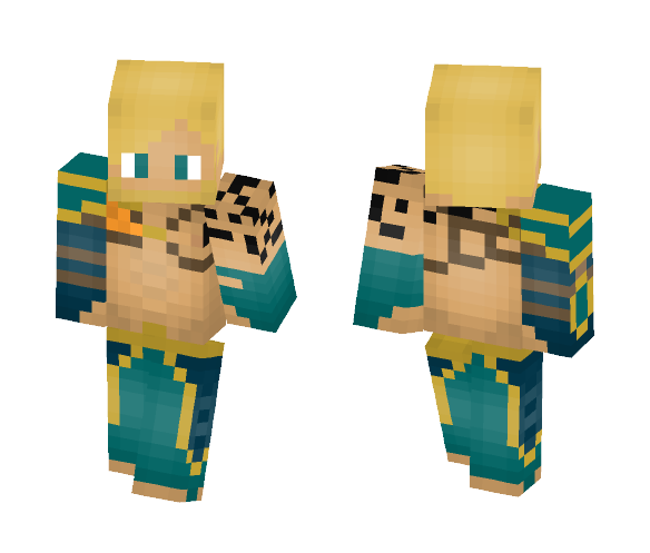 Aquaman minecraft png. Download injustice skin for