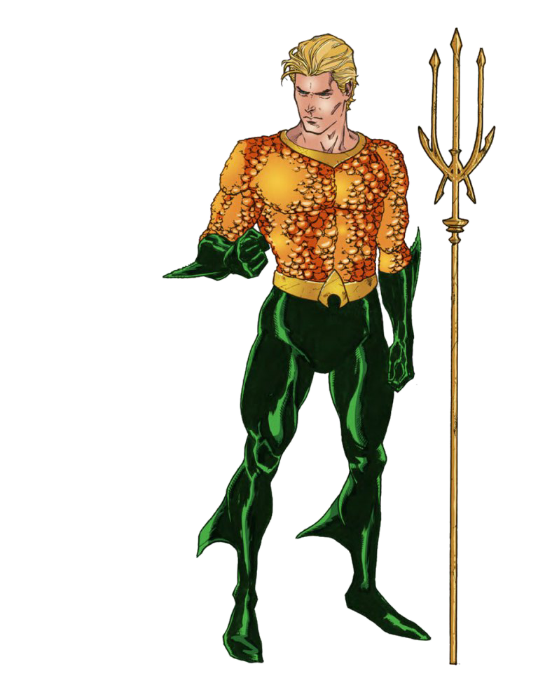 Aquaman new 52 png. Rebirth transparent by asthonx