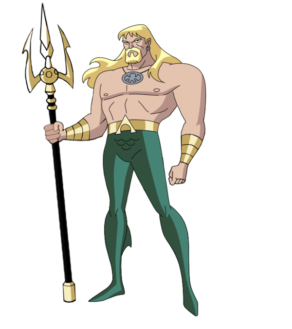 Aquaman new 52 png. Jl by alexbadass justice