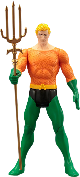 Aquaman new 52 png. Classic th scale artfx