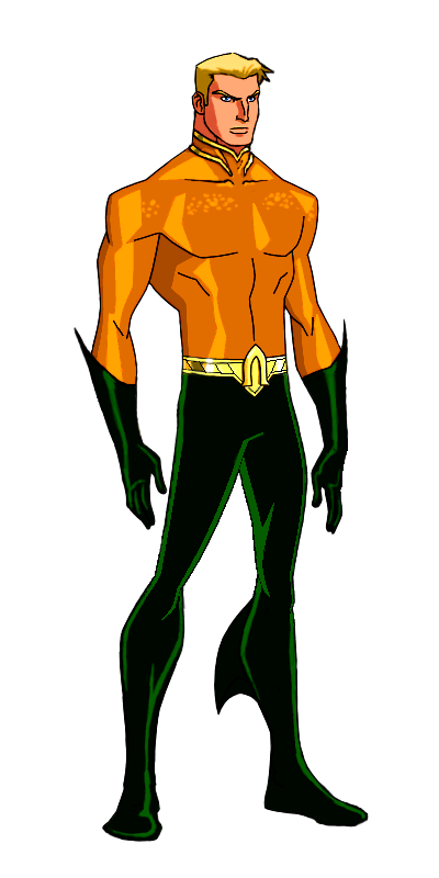 Aquaman new 52 png. Dc animated by kyomusha