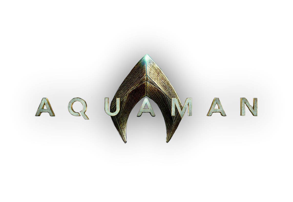Aquaman title png. Transparent by asthonx on