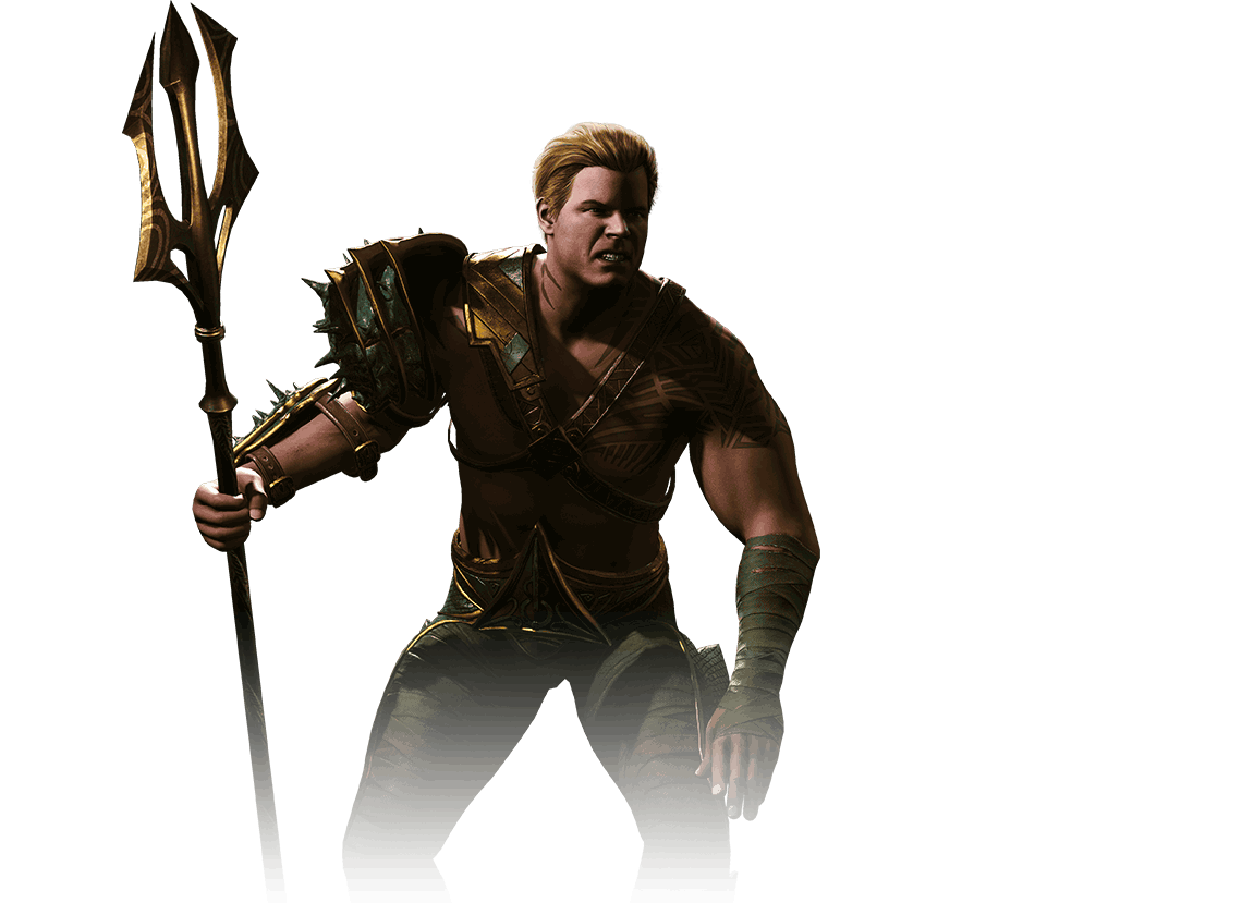 Aquaman trident png. Injustice gear stats moves