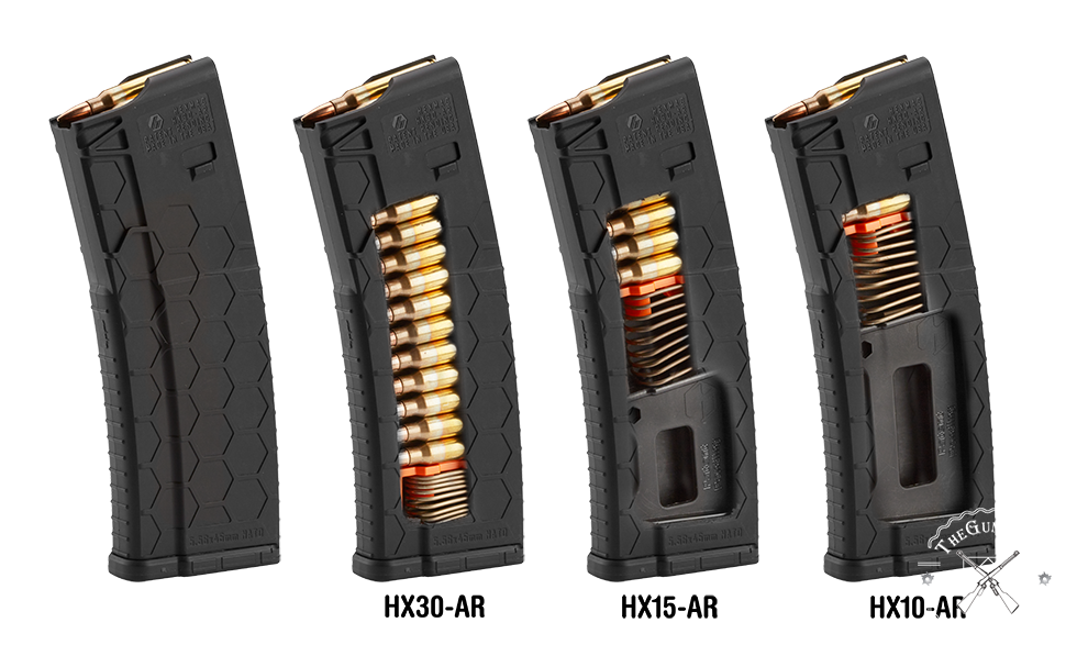 Ar clip magpul pmag. Best magazine for your