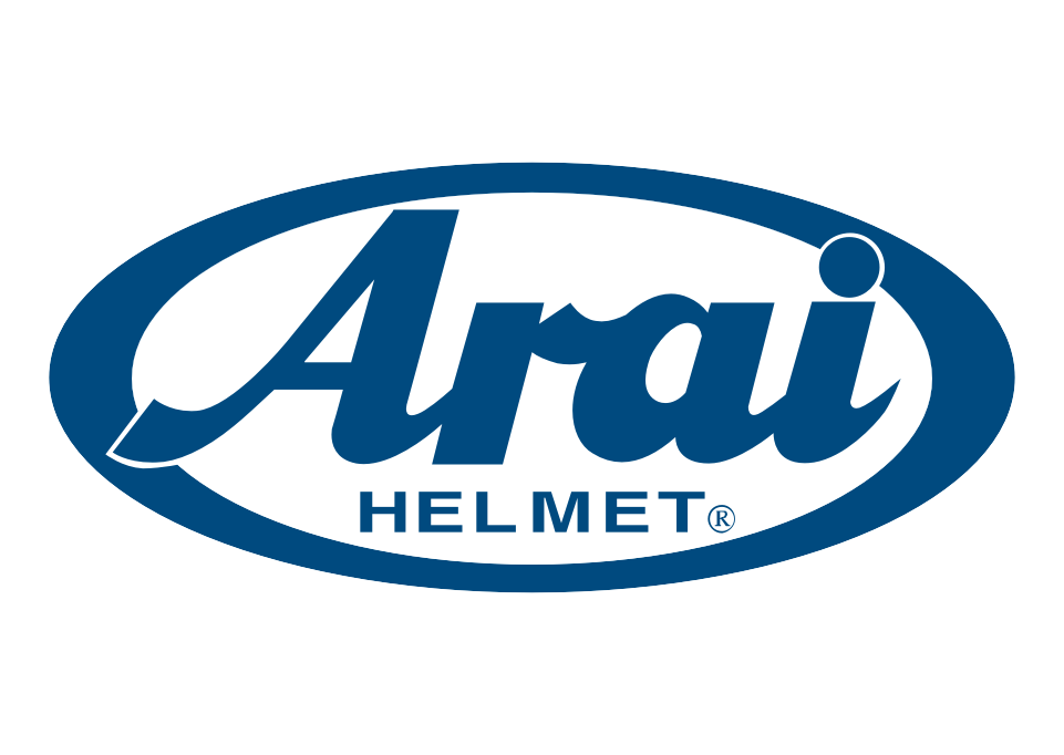 Arai vector face. Logo helmet just share
