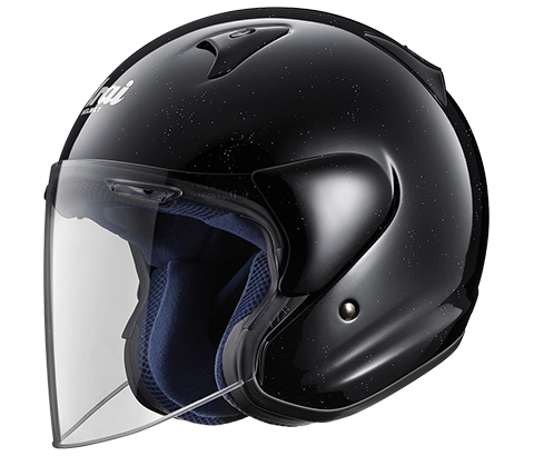 Helm vector open face helmet