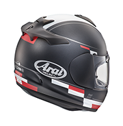 Arai vector black. Axces keen white