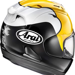 Arai vector face. Twist orange frost pitstop