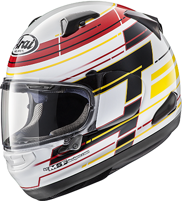Arai vector face. Helmets parts and accessories