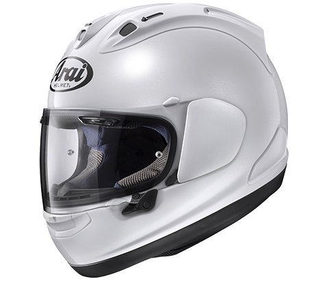 Arai vector white. Home helmet rxv