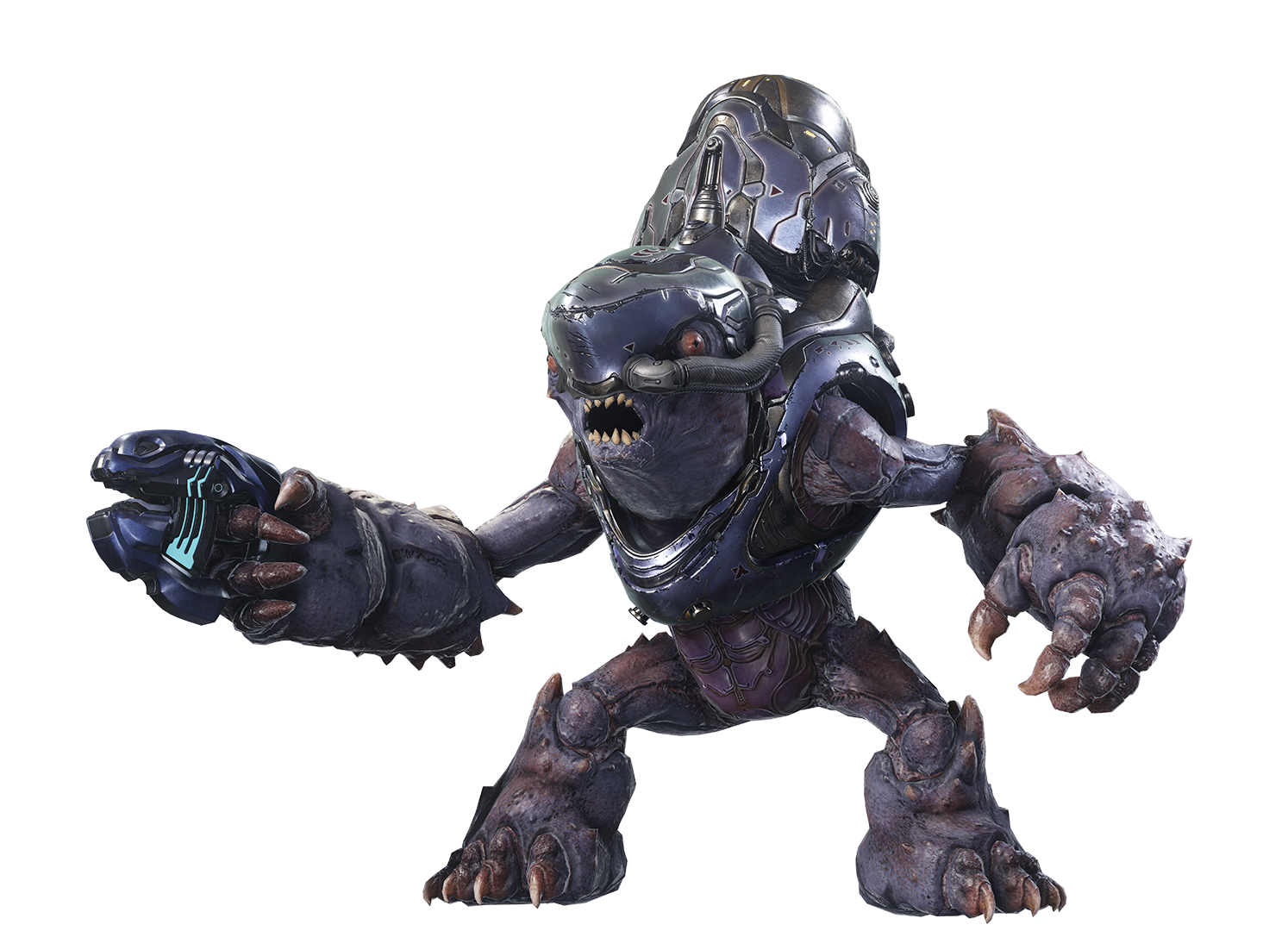 Arbiter halo 5 png. Official images character renders