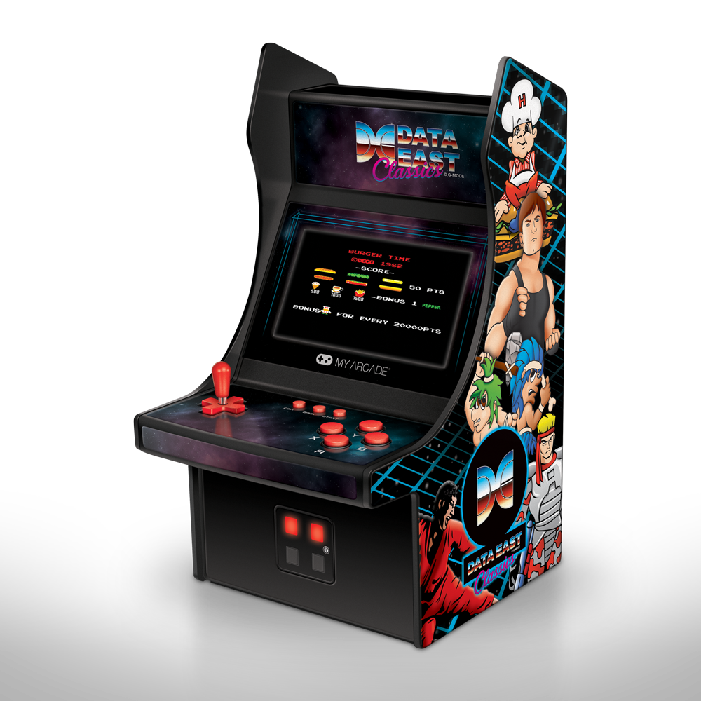 Arcade games png. Data east mini player