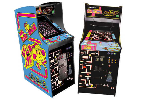 Arcade games png. Coin operated for home