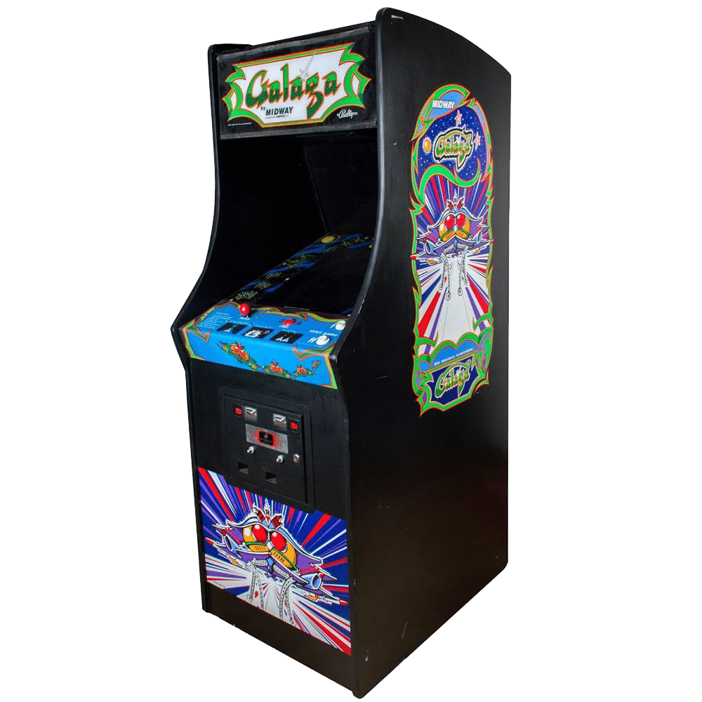 Arcade games png. New galaga classic chattanooga