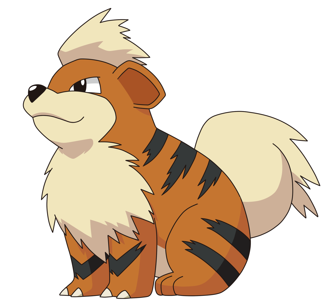 Arcanine transparent growlithe pokemon. And images