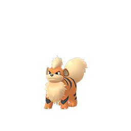 Growlithe drawing pokemon go. Stats moves counters cp