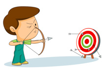Archery clipart. Sports free to download
