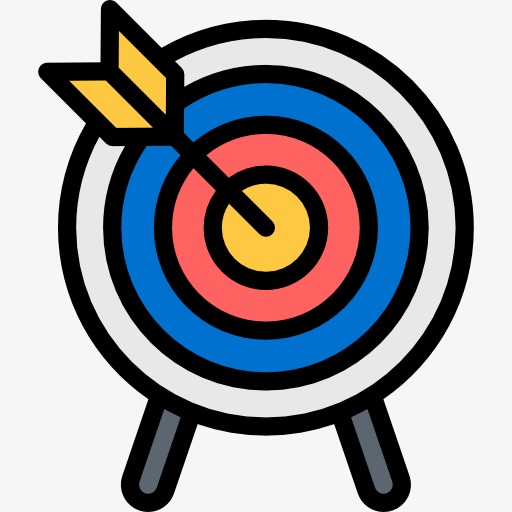 Archery clipart archery game. Bow and arrow shooting