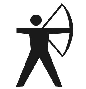 Archery clipart background. Images wallpaper and photos