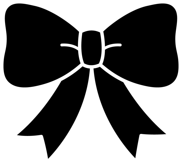 Archery clipart black and white. Christmas bow https momogicars