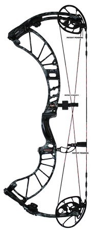 Compound bow png. Obsession defcon m z