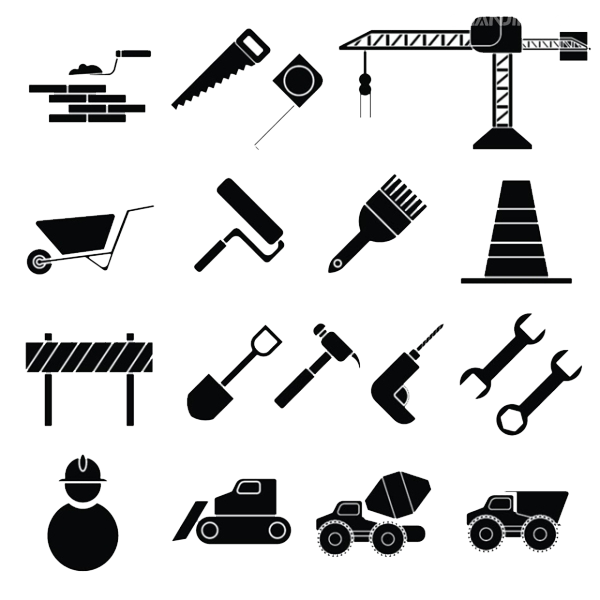 Euclidean engineering icon civil. Cable vector architectural png freeuse library