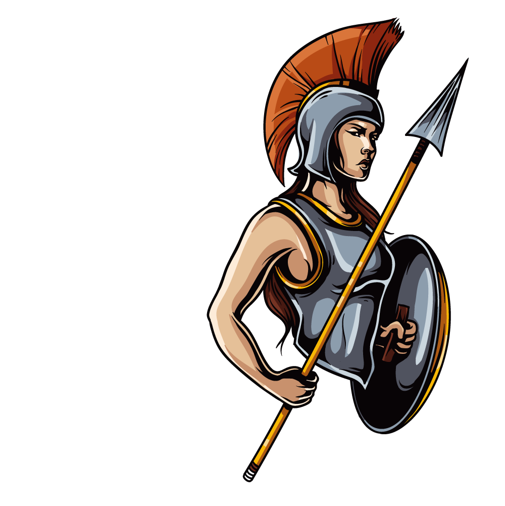 Ares vector greek god. Mythology the gods and