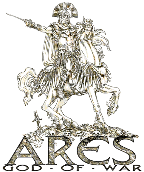 Ares vector greek god. Paintings search result at