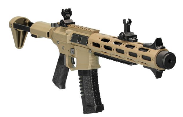 Ares vector two tone. Am honey badger airsoft