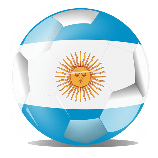 soccer ball png argentina