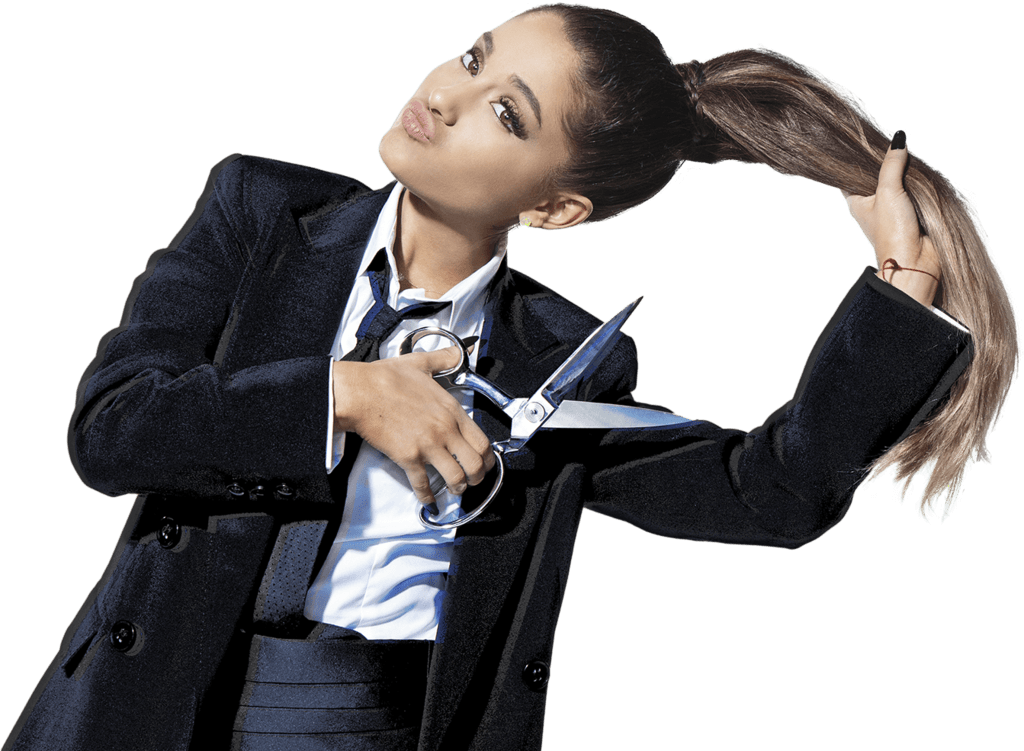 Ariana grande 2016 png. Flower dress transparent stickpng