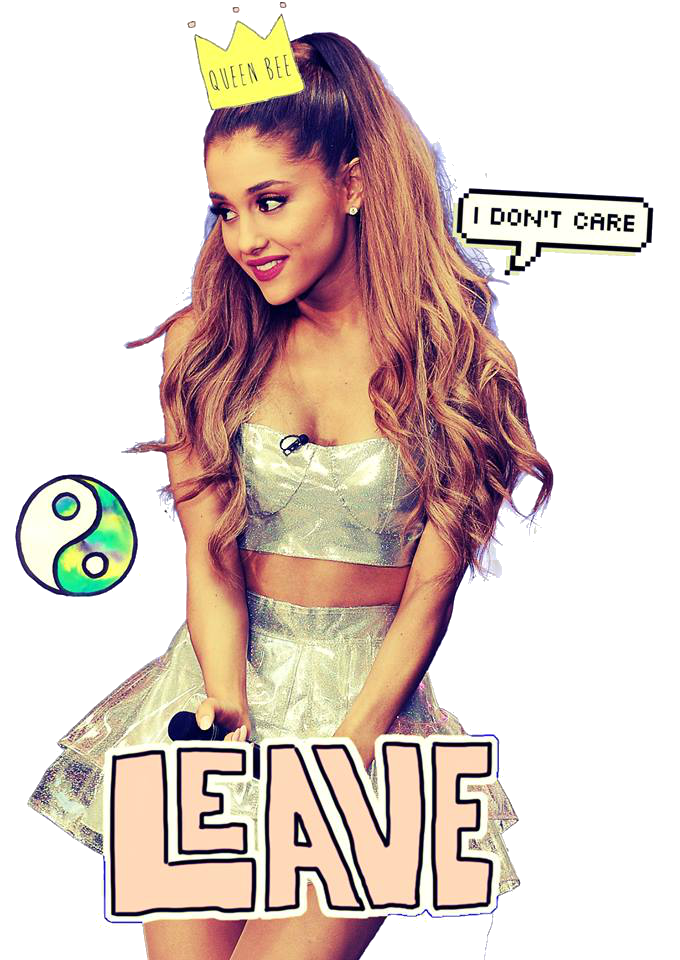 Ariana grande png tumblr. By elizabetheditions on deviantart