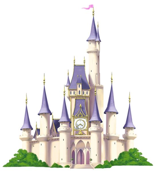 Ariel castle png. Transparent clipart picture